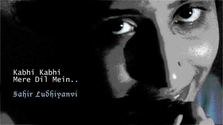 Urdu Studio : Kabhi Kabhi Mere Dil Mein : Sahir Ludhiyanvi : Manish Gupt...