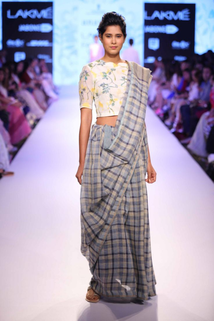 Lakmé Fashion Week – ANAVILA AT LFW SR 2015
