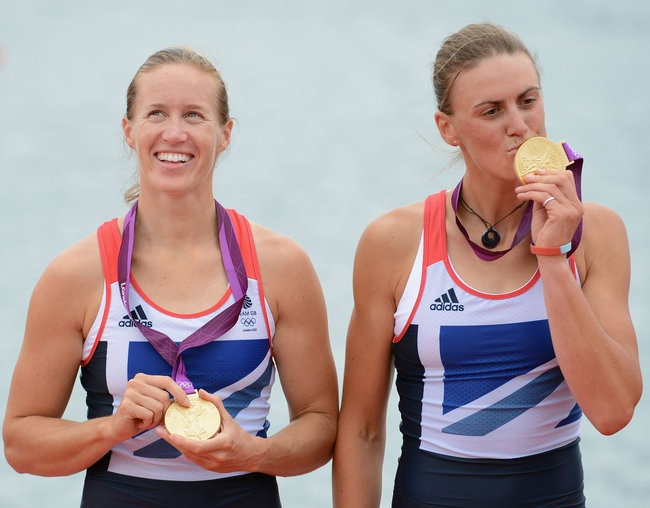 On Day Five, the British finally win a gold medal at the British Olympics