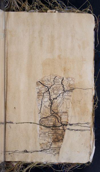Nina Morgan - sketchbook project