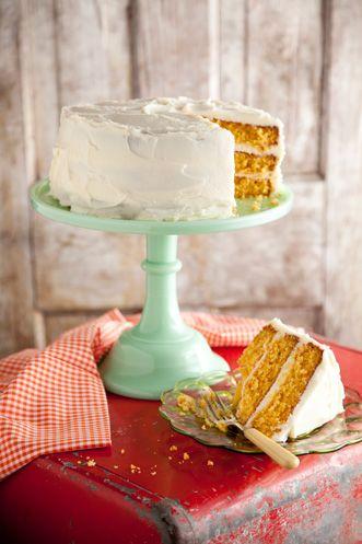 Sweet Baby Jack Carrot Cake on PaulaDeen.com