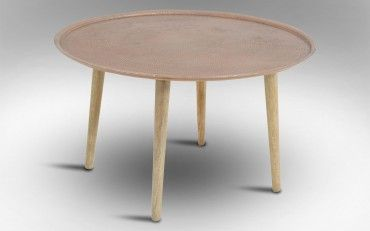 Crown Coffee Table Copper