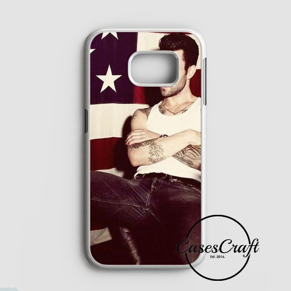 Adam Noah Levine Maroon 5 Samsung Galaxy S7 Case | casescraft