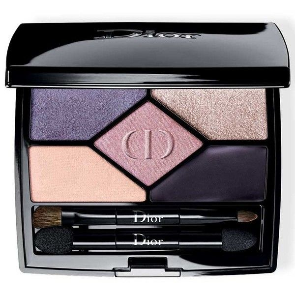 Dior Beauty 5 Couleurs Eyeshadow Palette ($62) ❤ liked on Polyvore featuring beauty products, makeup, eye makeup, eyeshadow, beauty, purple, christian dior eye shadow, christian dior eyeshadow, christian dior and palette eyeshadow