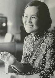 Iwasaki Chihiro, (15 December 1918 - 8 August 1974) was a Japanese artist best known for her water-colored illustrations of flowers and children