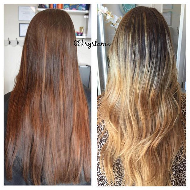 1000 ideas about brunette blonde highlights on pinterest