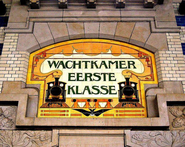 Station Haarlem, Netherlands