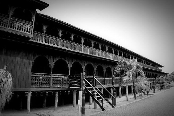 Rumah Adat Kutai Kertanegara