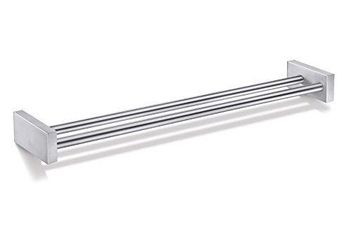 From 73.92 Zack 40144 60 Cm Fresco Double Towel Rail