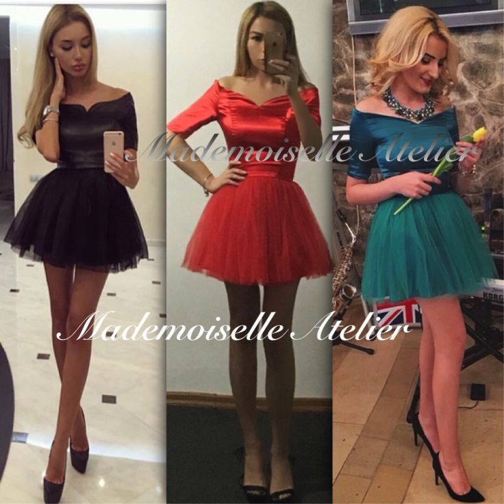Mademoiselle Atelier dress