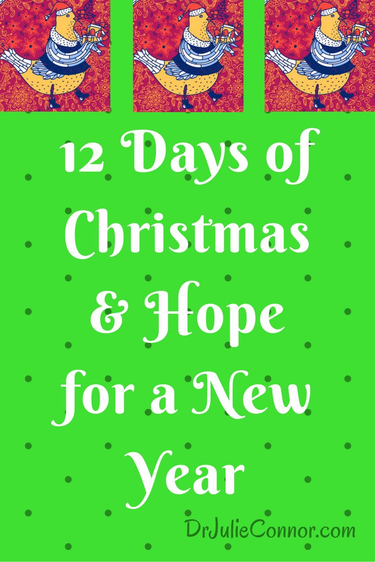 """What does """"The 12 Days of Christmas"""" mean? via @drjulieconnor"""