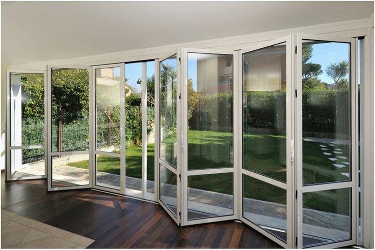 Se hai bisogno di uno spazio chiuso ermeticamente, le vetrate Accord fanno il tuo caso...