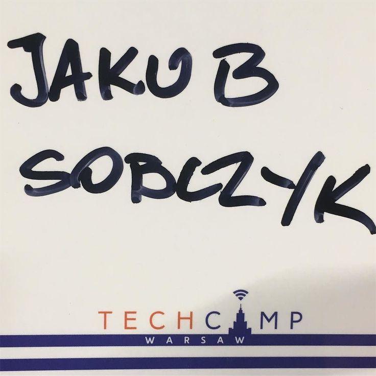 #techcampwaw #instaphoto