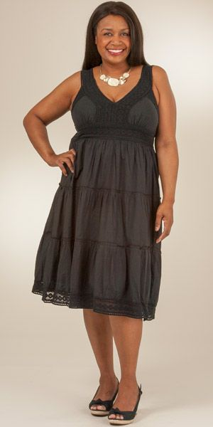 piniful.com plus size sundresses (23) #plussizefashion