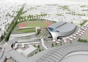武蔵野の森総合スポーツプラザ|競技会場等|大会情報|2020年大会開催準備|東京都オリンピック・パラリンピック準備局