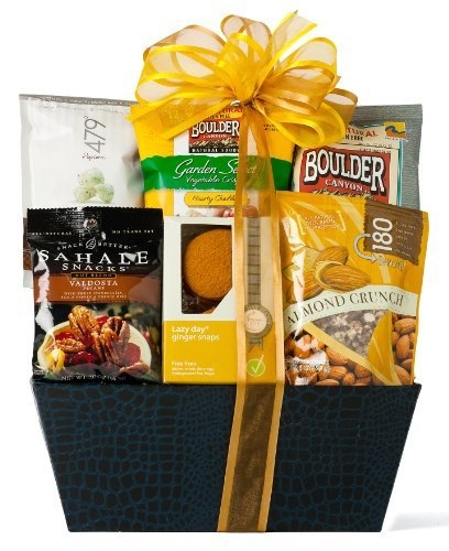 Wine.com Gluten Free Snack Basket from W...