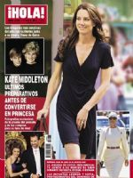 Hola! Magazine [Spain] (4 May 2011)