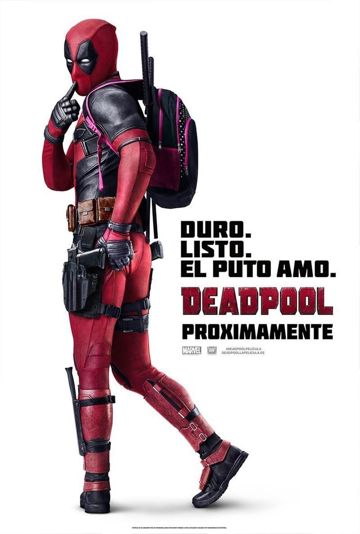 Ver gratis Deadpool pelicula completa en HD español latino Descargar deadpool por mega 1 link gratis, deadpool latino mega, deadpool torrent