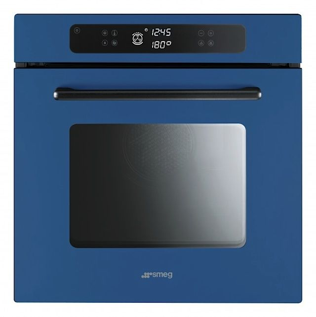 Image result for blue smeg oven