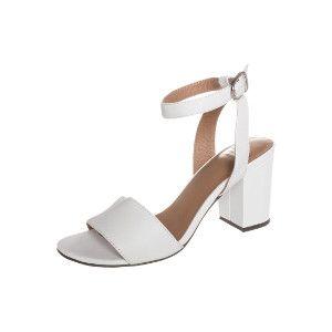 Vagabond witte sandalen Zalando | www.fashionchemics.nl