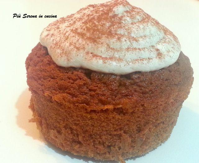 Piu Serena in cucina vi propone la ricetta del muffin veloce al cacao un tocco di dolcezza che vi farà affrontare la nuova giornata con slancio e buonumore