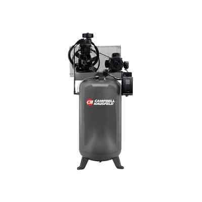 Campbell Hausfeld CE7050 230V 5HP Air Compressor with 80 Gallon Vertical Tank