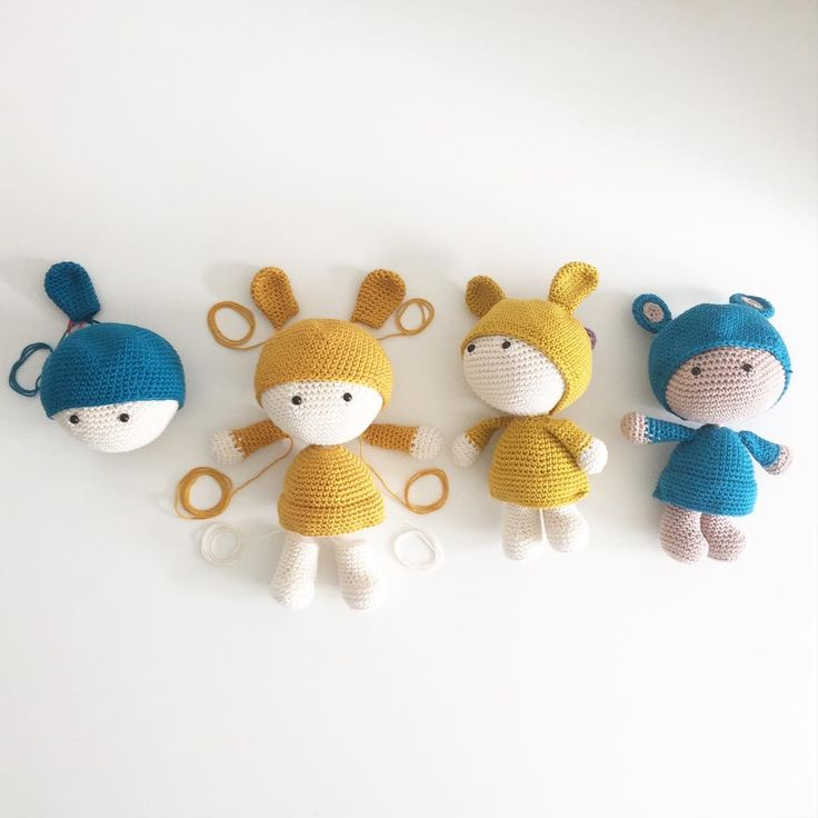LULAS: the best friend of the little ones of the house. Crochet toy, amigurumi for kids. Made by MiTxoko