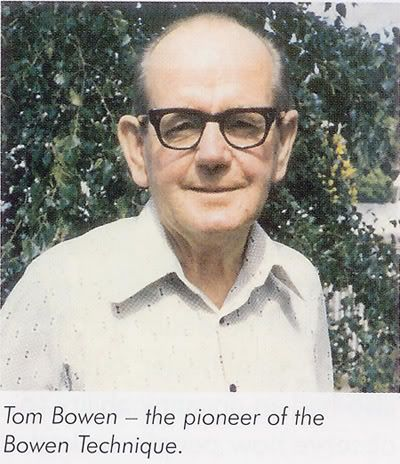 Bowen Therapy - The Original Bowen Technique