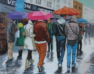 """Portobello Road"" by Terry Wood"