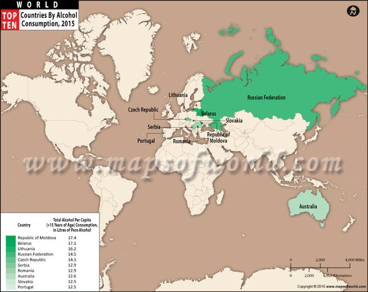 World map showing the list of top ten countries by density of - best of world map countries picture