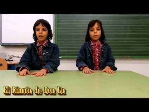 JUEGOS DE MANOS DONLUMUSICAL - YouTube