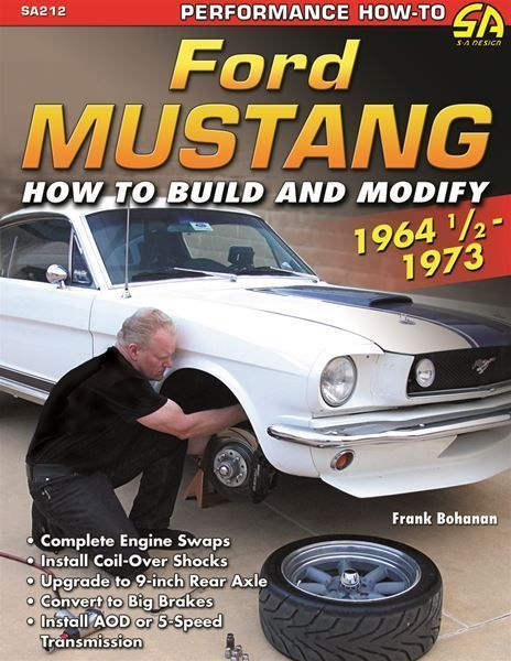 Awesome Awesome Ford Mustang 1964-73 How to Build Modify engine swap exhaust suspension trans 2017 2018 Check more at http://car24.tk/my-desires/awesome-ford-mustang-1964-73-how-to-build-modify-engine-swap-exhaust-suspension-trans-2017-2018/