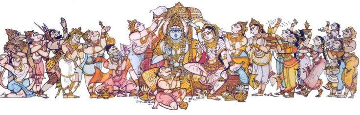 Samkshepa valmiki ramayanam Telugu