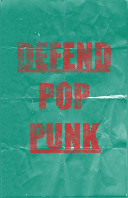 defend pop punk