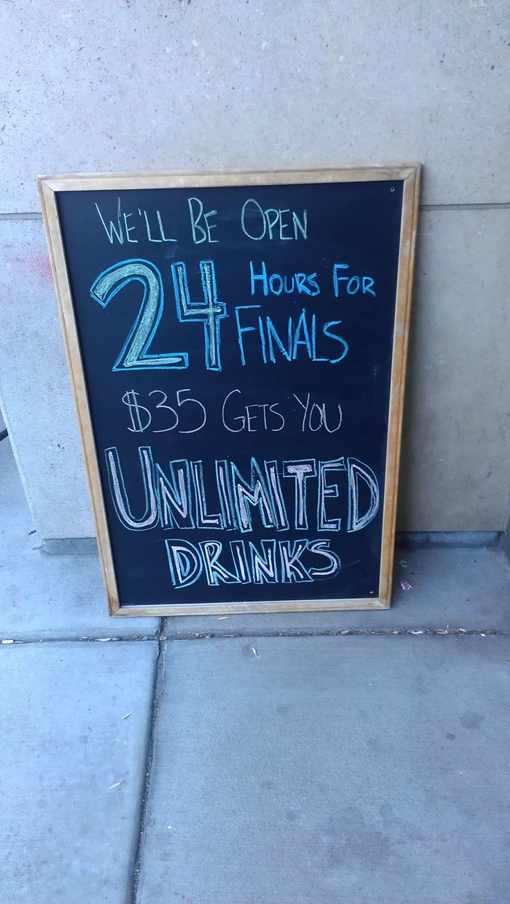 coffee shop in college townthey are doing it right - Slate Cafe Ideas