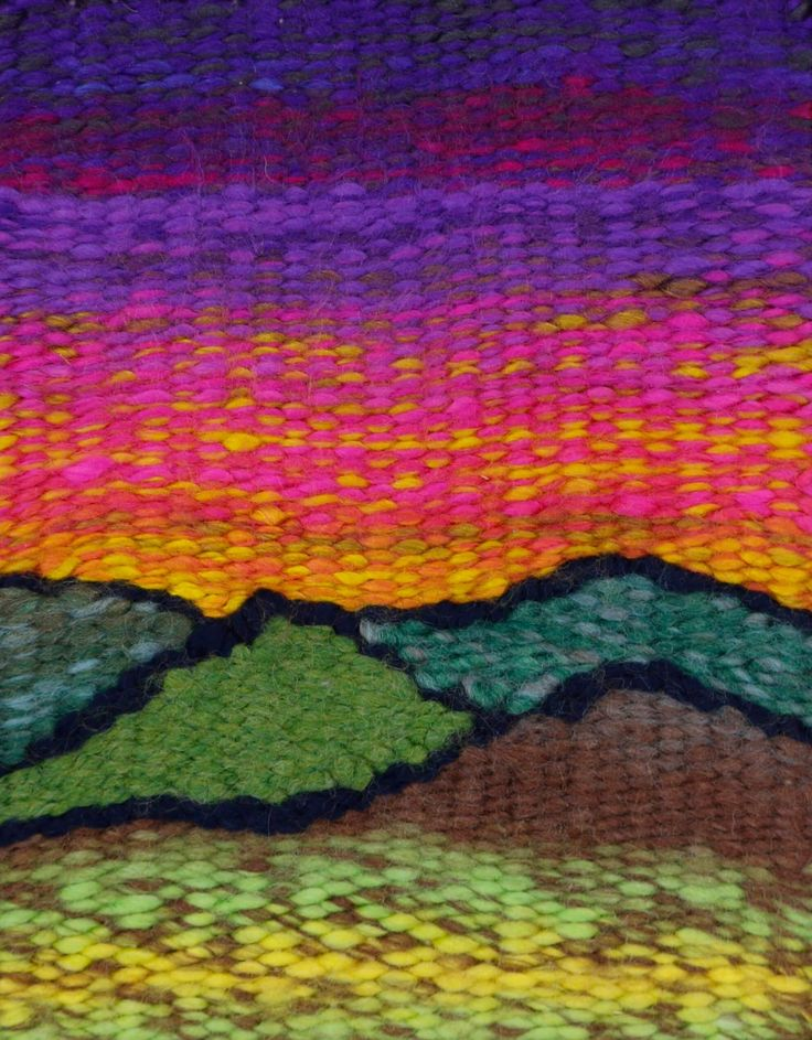 Learn to weave without buying an expensive loom. I'll teach you to turn a book into a loom, and make your first weaving project.