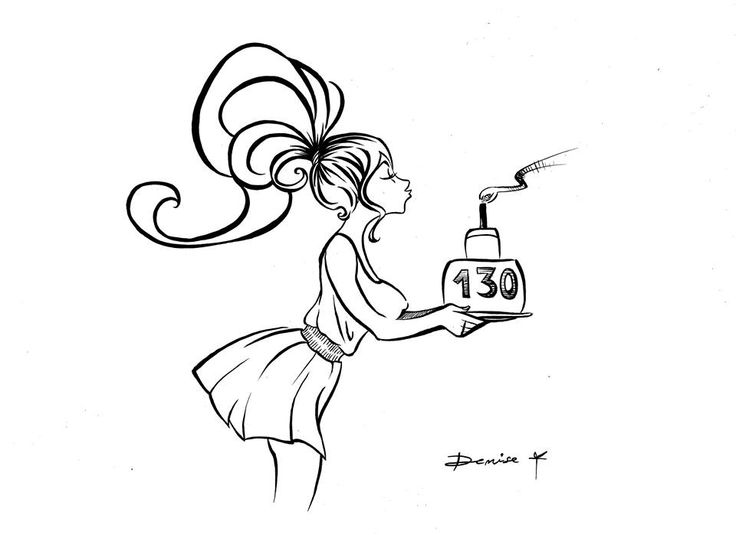 Art From Denise R.Artworks Link: https://www.facebook.com/DeniseR.Artworks  Inktober Day 6!