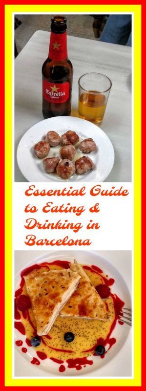 Discover the best food & drink from restaurants to tapas bars in Barcelona.