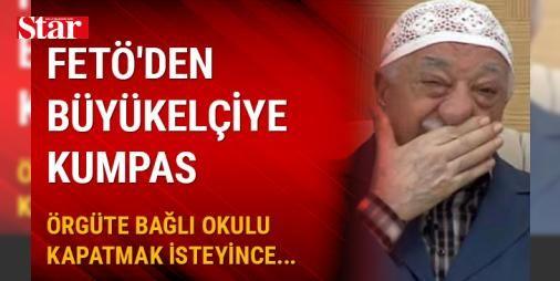 Gizli tanıktan bomba açıklama: FETÖ dönemin Tiflis büyükelçisine tarihi eser kumpası kurdu: İzmir Cumhuriyet Savcısı Berkant Karakaya'nın 43'ü tutuklu, 23'ü firari 102 sanık hakkında hazırladığı ve İzmir 2. Ağır Ceza Mahkemesince #Kabul edilen İzmir'de  askeri casusluk soruşturması ndaki usulsüzlükler ile bazı bilgilerin sızdırılmasına ilişkin iddianamede, FETÖ/PDY'nin hedefini elde etmesine engel olan bürokratları, örgüt üyesi güvenlik güçlerini kullanarak itibarsızlaştırması gizli tanık…