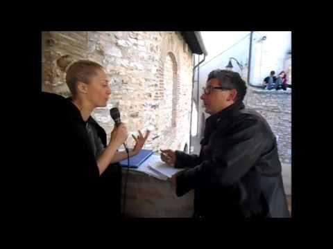 Festa degli Statuti Fossato di Vico 2017  intervista a Salvatore A. Avit...