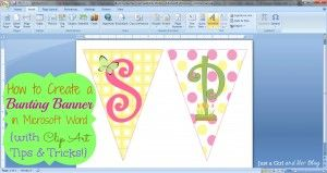 How to Make Pretty Labels in Microsoft Word   FREE Printable