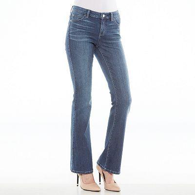 Jennifer Lopez Bootcut Jeans - Women's