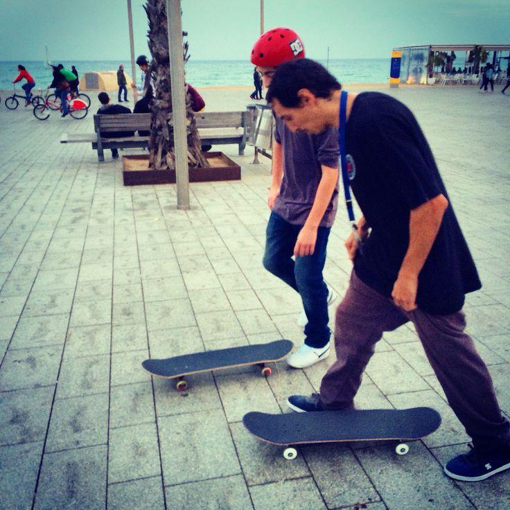 Aprende a patinar en las clases de skate de Doctown. Entra en la web y conoce todas las actividades Doctown.es