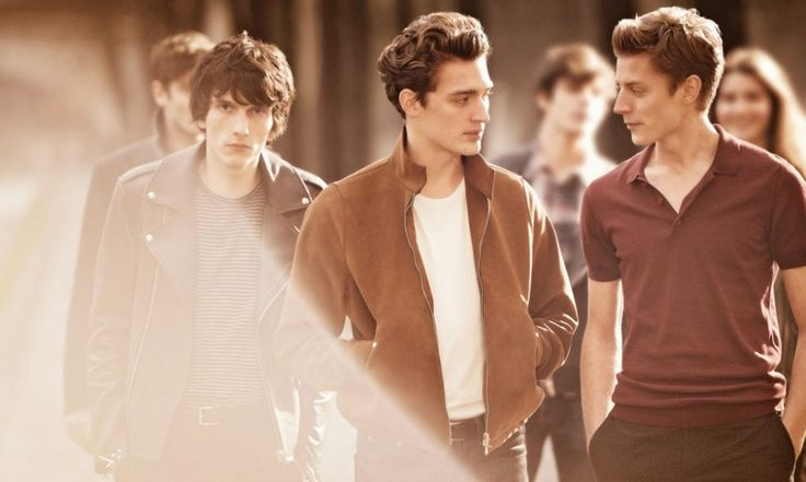 J.M. Weston Channels 1950s Style for Spring/Summer 2015 Campaign