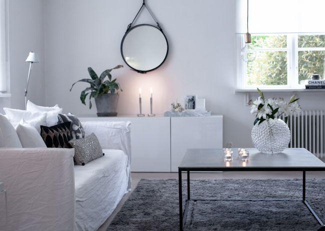 M s de 10 ideas incre bles sobre espejos redondos en for Espejo redondo plateado
