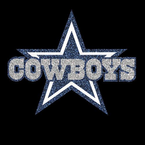 create and pint stars to iron on a shirt | DALLAS COWBOYS STAR Logo Iron On Vinyl Or Glitter Heat Transfer