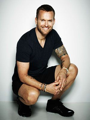 Trainer Bob Harper's Vegan Diet Plan