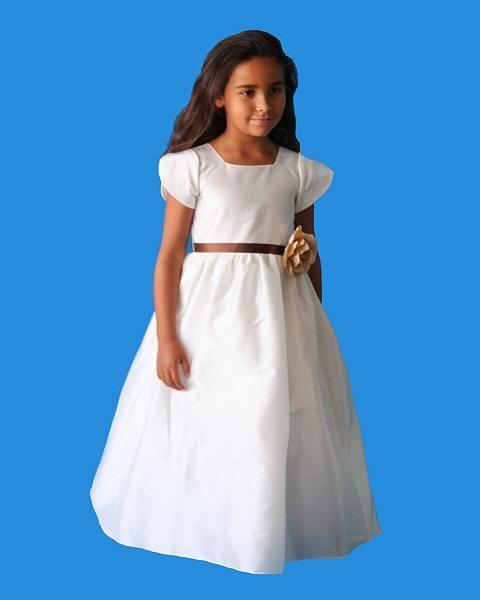 22 Best Rosebud Flower Girl Dresses Images On Pinterest