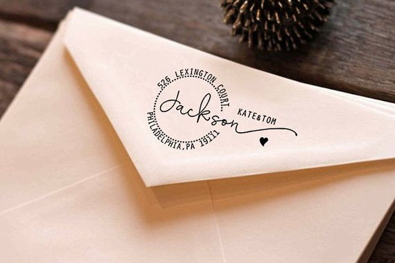 25 Best Ideas About Return Address Stamps On Pinterest