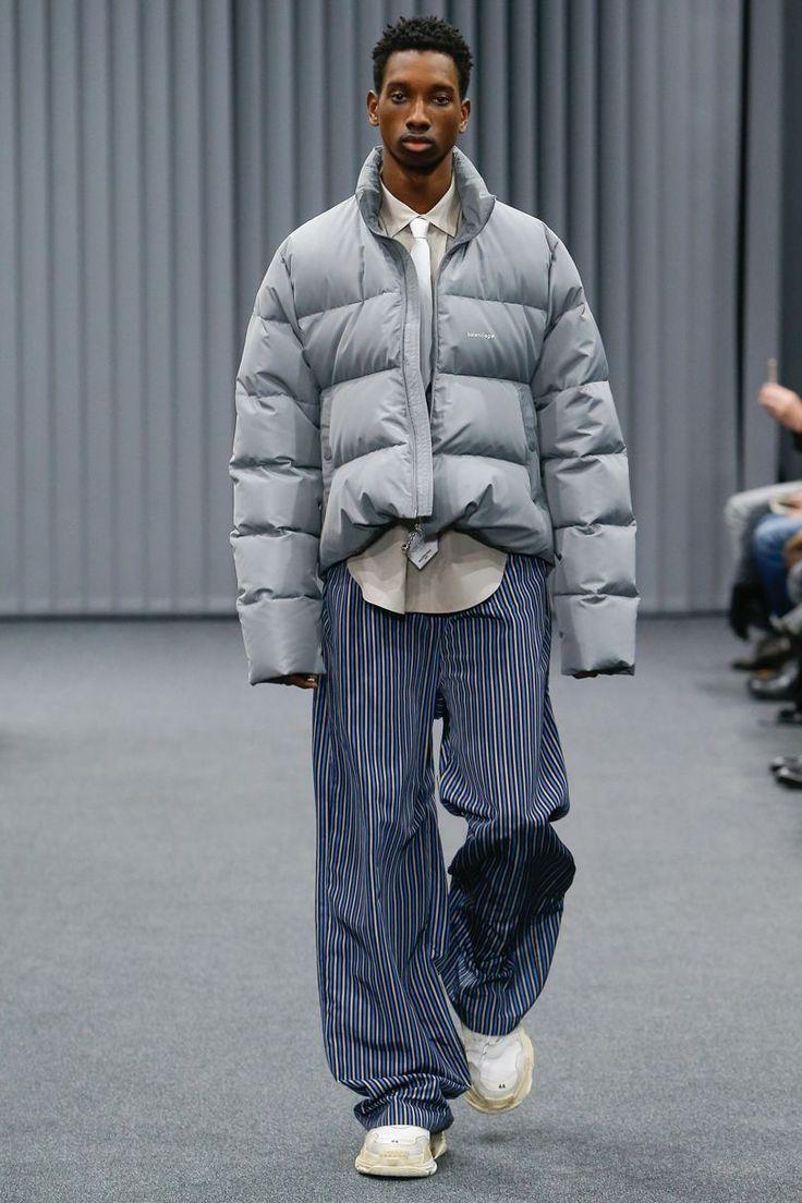 Balenciaga Autumn/Winter 2017 Menswear Collection 2